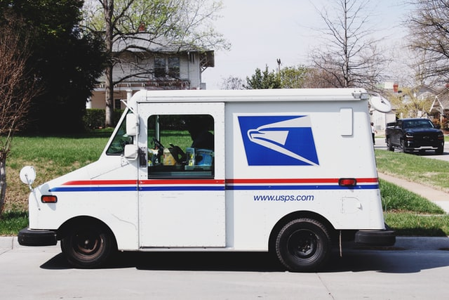 Becky the Mail Carrier