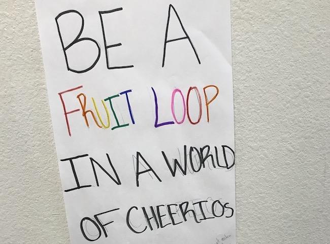 Be a Froot Loop