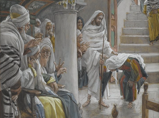 The Daughter of Abraham: Healed in God's House