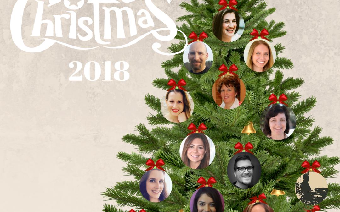 Merry Christmas 2018 From the Gospel Blog Team!