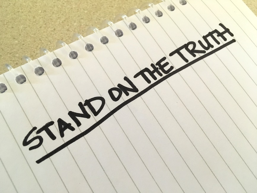 Stand on the Truth