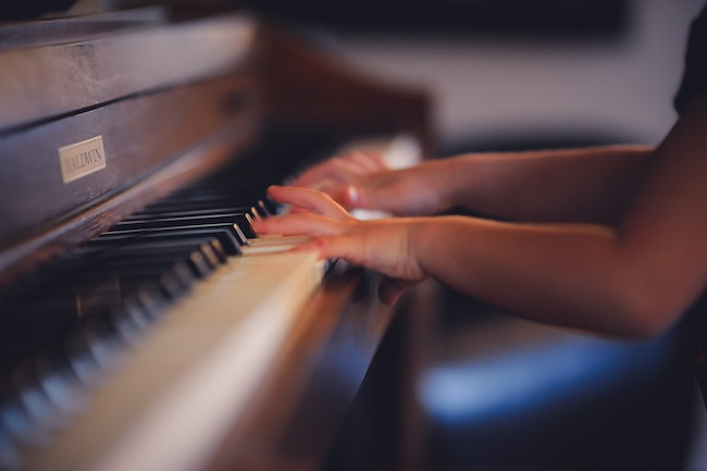 More Than Just Playing Piano