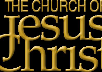 The Church of Jesus Christ logo