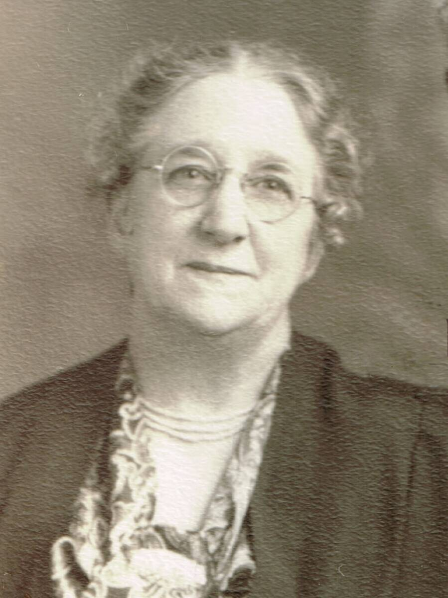 Sister Sadie Cadman